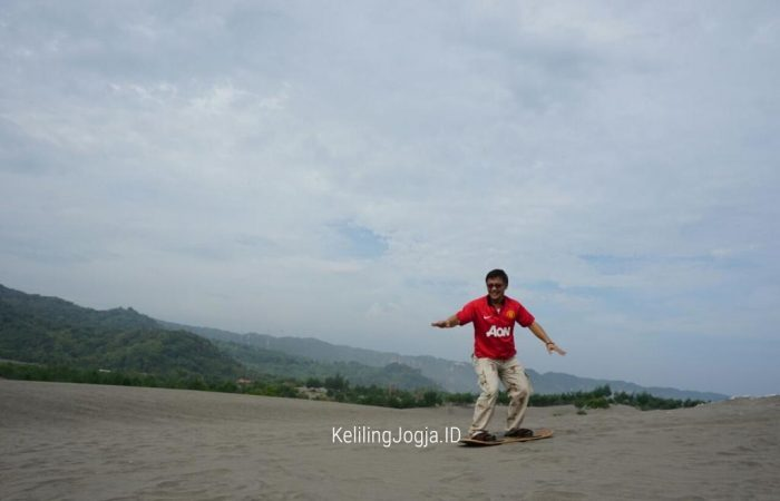 gumuk pasir barchan jogja