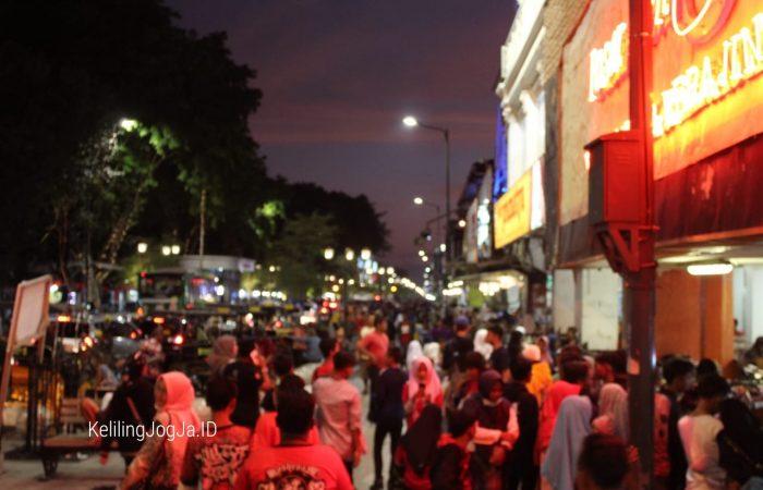 Wisata Malam Yogyakarta