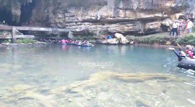 Gua Pindul Berpetualang Di Sungai Bawah Tanah